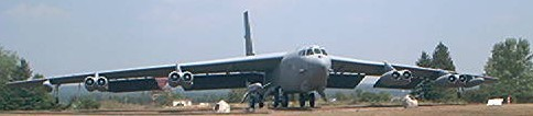 B-52 Nose Section