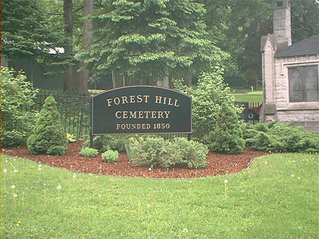 Forest Hills Plaque