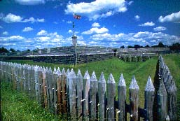 Fort Stanwix Fence