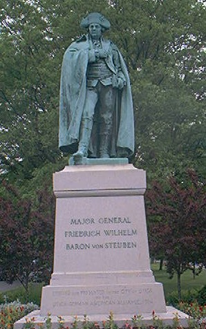 Major General vonSteuben